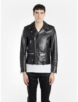 Saint Laurent Paris   Leather Jackets   Antonioli.Eu by Saint Laurent Paris