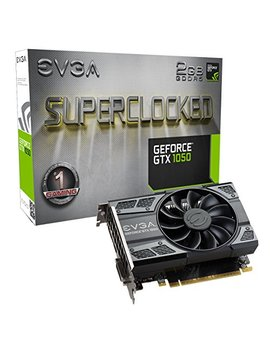 Evga Ge Force Gtx 1050 Sc Gaming, 2 Gb Gddr5, Dx12 Osd Support (Pxoc) Graphics Card 02 G P4 6152 Kr by Evga