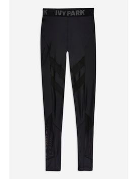 Panel Leggings And Top Set By Ivy Park by Topshop