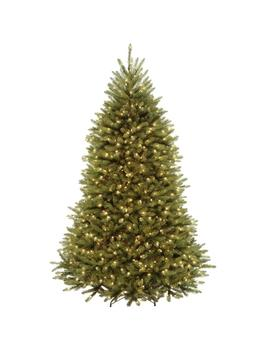 7 Ft. Dunhill Fir Artificial Christmas Tree With Clear Lights by National Tree Company