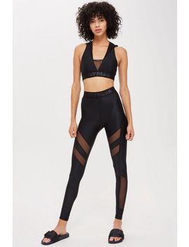 Regal Panel Leggings By Ivy Park by Topshop