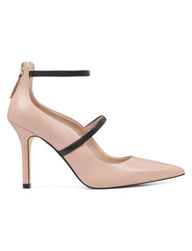 Mayhalina Pointy Toe Pumps by Nine West