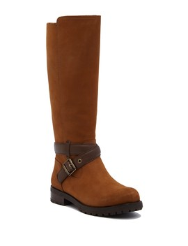 Harington Suede Buckle Boot by Ugg