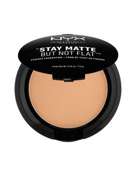 Nyx Professional Makeup   'stay Matte But Not Flat' Powder Foundation 7.5g by Nyx Professional Makeup