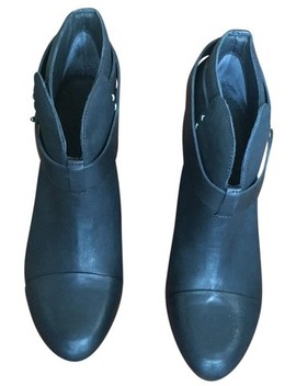 Black Harlow Boots/Booties by Rag & Bone
