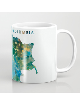 Colombia Coffee Mug by