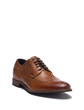 Boyd Wingtip Derby by Rush By Gordon Rush