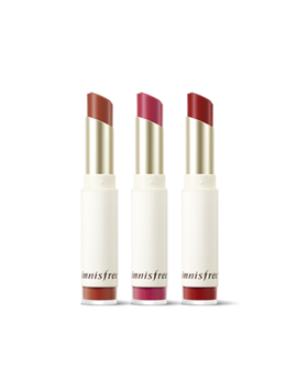 Real Fit Velvet Lipstick (13 Colors) by Innisfree