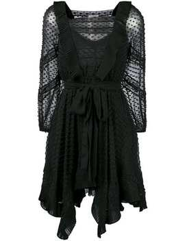 Zimmermann Unbridled Hanky Dresshome Women Zimmermann Clothing Day Dresses by Zimmermann