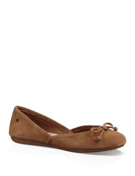 Ugg® Lena Suede Flats by Generic