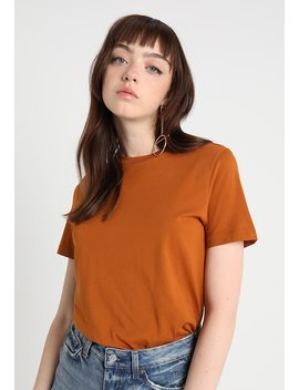 Sfmy Perfect Tee Box Cut Color   T Shirt Basic by Selected Femme