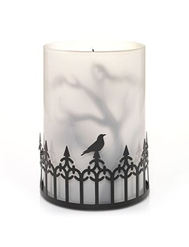 Yankee Candle Halloween Silhouettes Foggy Nights Tea Light Candle Holder by Yankee Candle