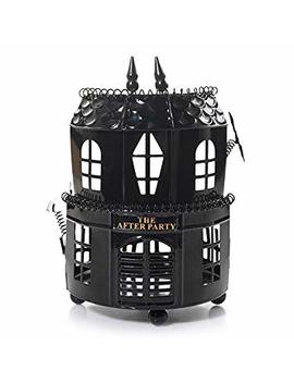 Yankee Candle Boney Bunch After Party Haunted House Jar Candle Holder by Yankee Candle