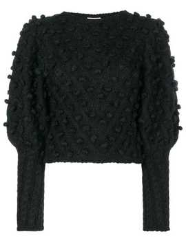 Pom Pom Knit Jumper by Zimmermann