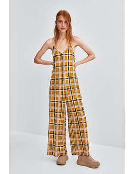 Flowing Strappy Jumpsuit  Jumpsuitstrf by Zara