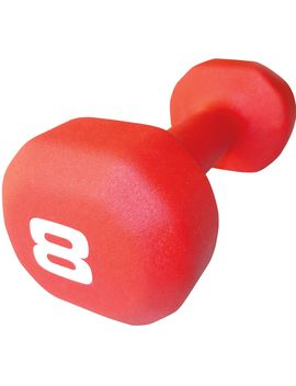 Fitness Gear 8 Lb Neoprene Dumbbell by Fitness Gear