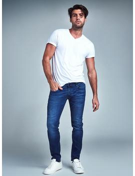 Slim Tapered Ultimate Flex Jeans by Guess