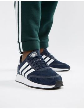 Adidas Originals N 5923 Sneakers In Navy B37959 by Adidas Originals
