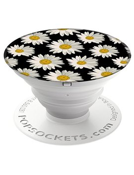 Pop Sockets: Collapsible Grip & Stand For Phones And Tablets   Daisies by Amazon