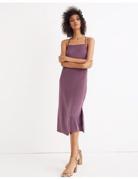 Apron Slip Dress by Madewell