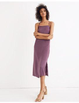 apron-slip-dress by madewell