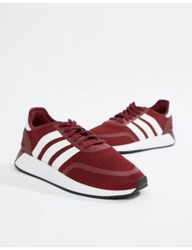 Adidas Originals N 5923 Sneakers In Red B37958 by Adidas Originals