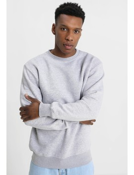 Basic Crew Neck   Sweater by Boohooman