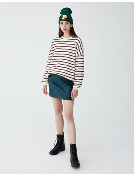 Jupe Basic Poches by Pull & Bear