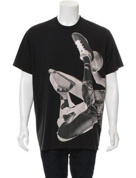 Givenchy Basketball Player T Shirt by Givenchy