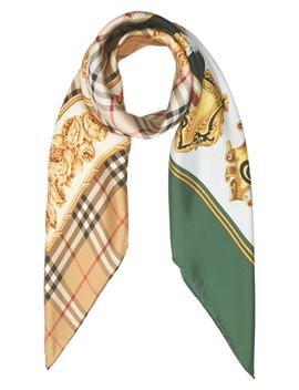 archive-prints-silk-scarf by burberry