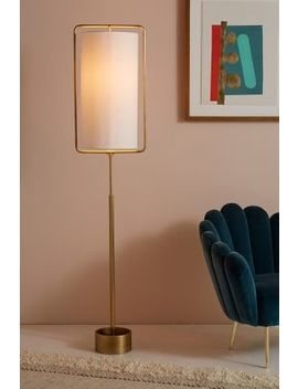 Geometric Floor Lamp by Anthropologie
