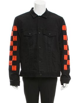 Off White 2017 Big Check Jacket  by Off White