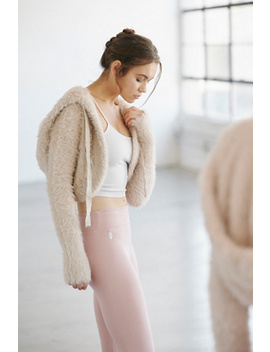 Warm And Fuzzy Hoodie by Free People