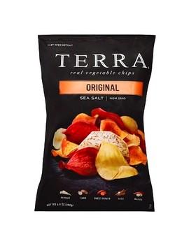 Terra Original Sea Salt Chips   6.8oz by Shop All Terra