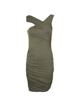Ruched Dress by Kendall And Kylie