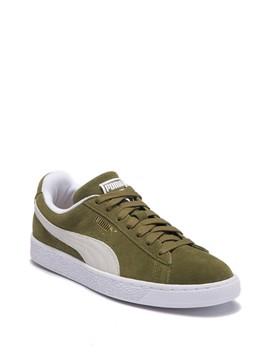 classic-suede-sneaker by puma