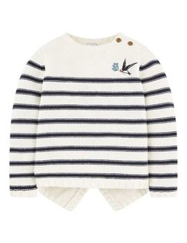 Mini Club Bows & Arrows Jumper by Mini Club