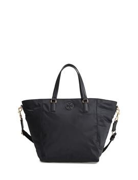 Small Tilda Nylon Tote by Tory Burch