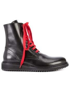 Ann Demeulemeester Glace Boots Home Men Ann Demeulemeester Shoes Boots by Ann Demeulemeester
