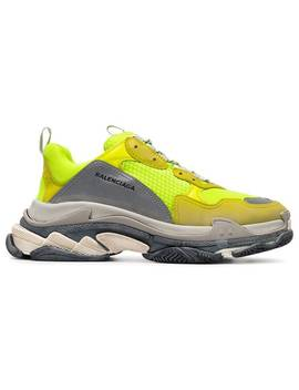 Balenciaga Triple S Sneakershome Men Balenciaga Shoes Low Tops by Balenciaga