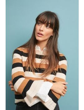 chestemere-striped-pullover by harlyn