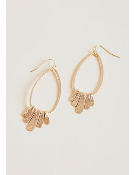 Happenin' Hoops Earrings by Modcloth