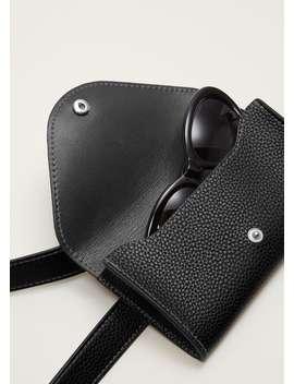 Flap Belt Bag by Mango