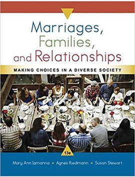 Marriages, Families, And Relationships: Making Choices In A Diverse Society (Mind Tap Course List) by Amazon