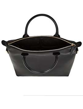 Mini O'hare Leather Tote Bag by Want Les Essentiels