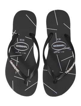 Slimstripes Flip Flop by Havaianas