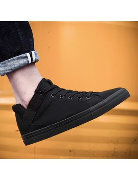 Zyyzym Men Shoes Autumn Winter New Arrival 2018 Canvas Classic Style Breathable Fashion Sneakers Men Casual Shoes by Zyyzym