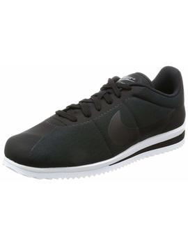Nike Men's Cortez Ultra Black/Black Cool Grey White Casual Shoe 10 Men Us by Nike