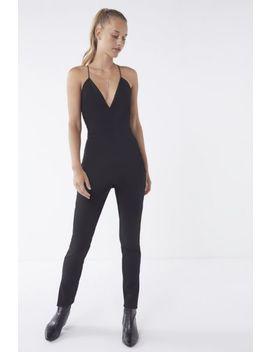 Stylestalker Ash Tie Back Jumpsuit by Stylestalker