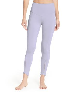 Refocus Recycled High Waist Leggings by Zella